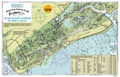 South Carolina: Charleston Harbor to Price Inlet