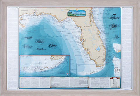 Shipwrecks of Florida and the Eastern Gulf of Mexico