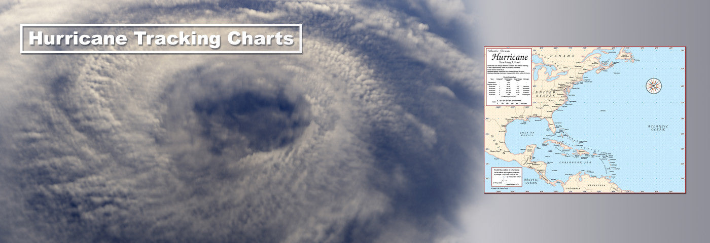 Hurricane Tracking Charts