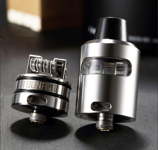 Tsunami Glass Tank RDA