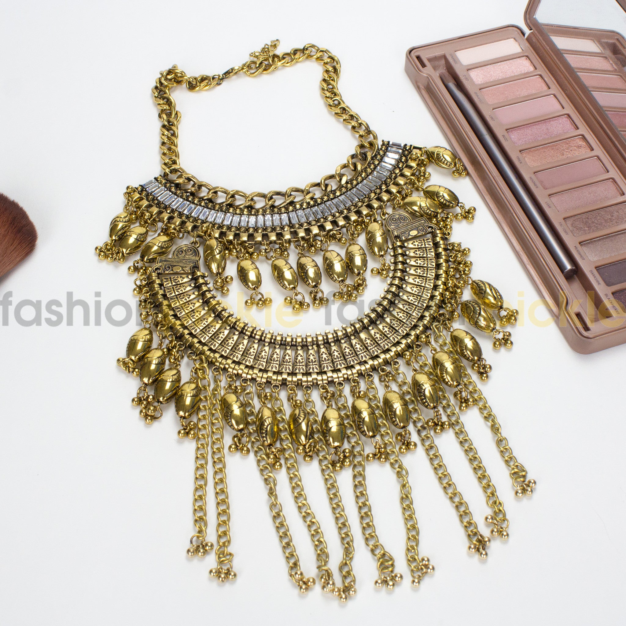 Versailles Gold Necklace