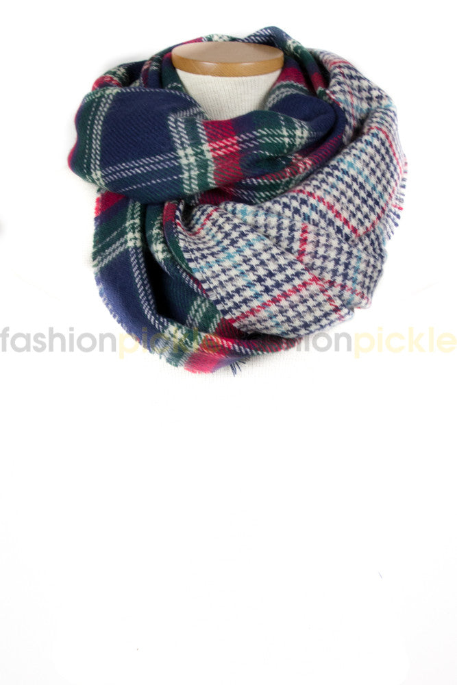 6e66d369a0880 Blanket Scarf Double Sided · Blanket Scarf Double Sided ...