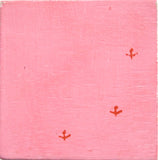 Plain tile, ceramic tile, kitchen tile, bathroom tile, wood look, pink and red.