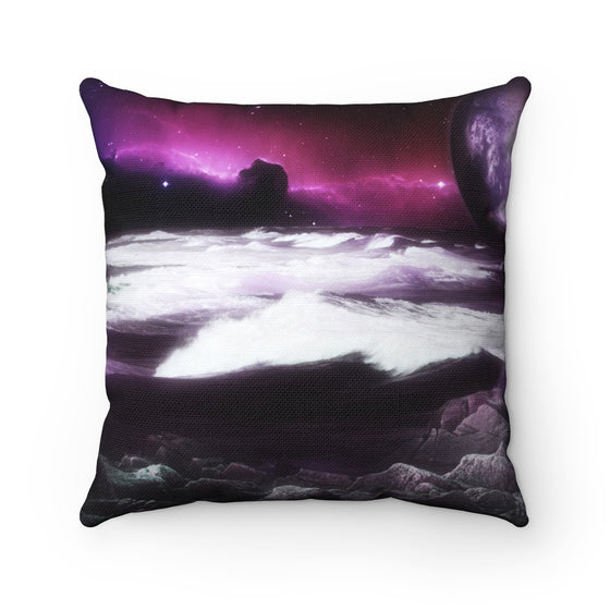 My Fabulous Style Beautiful Fantasy World Square Throw Pillow-- Home Decor Fashion Throw Pillow