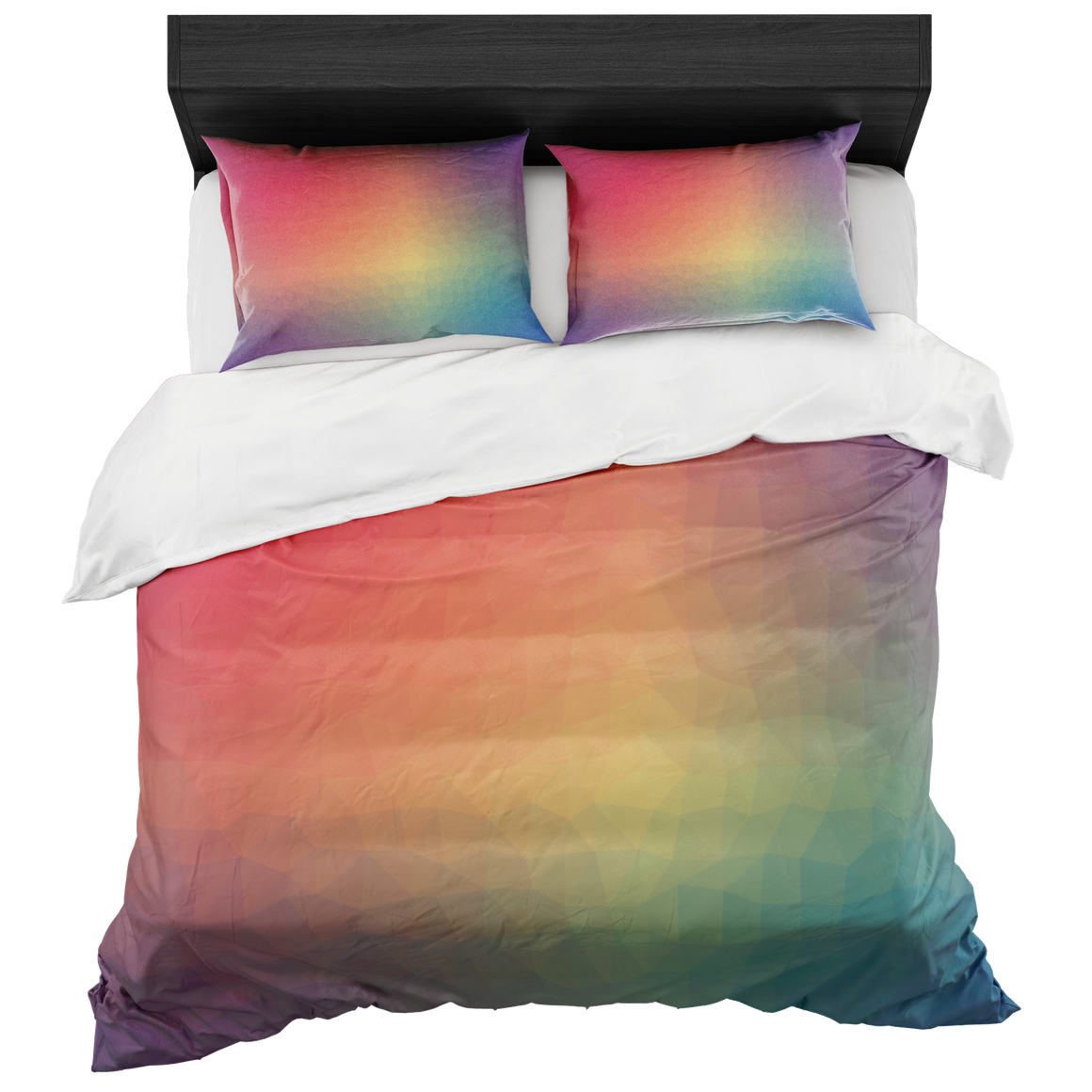 Chic Color Faze Sexy King or Queen Premium High Microfiber Duvet Set