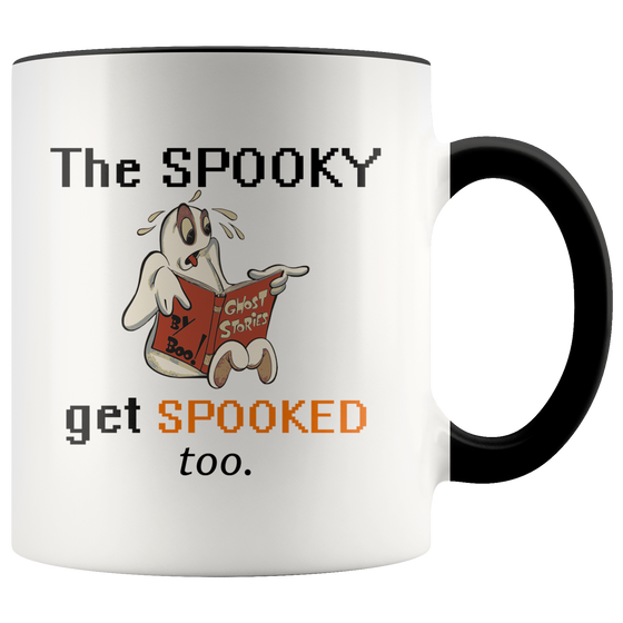 Cute The Spooky Get Spook Too Halloween Coffee or Tea Mug