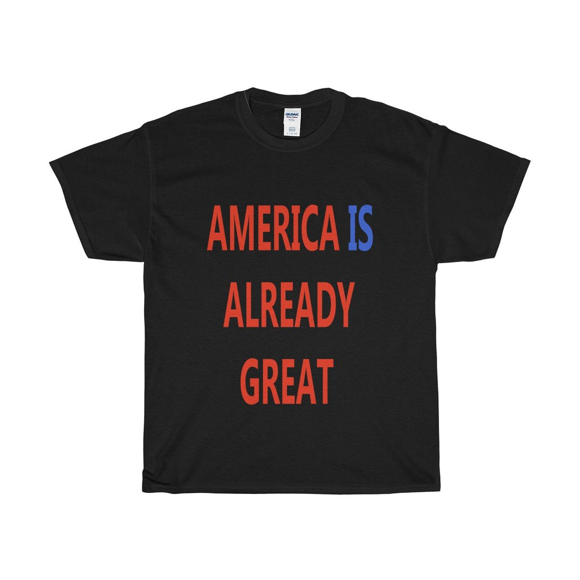 MY FABULOUS STYLE AMERICA IS ALREADY GREAT HEAVY TSHIRT UNISEX