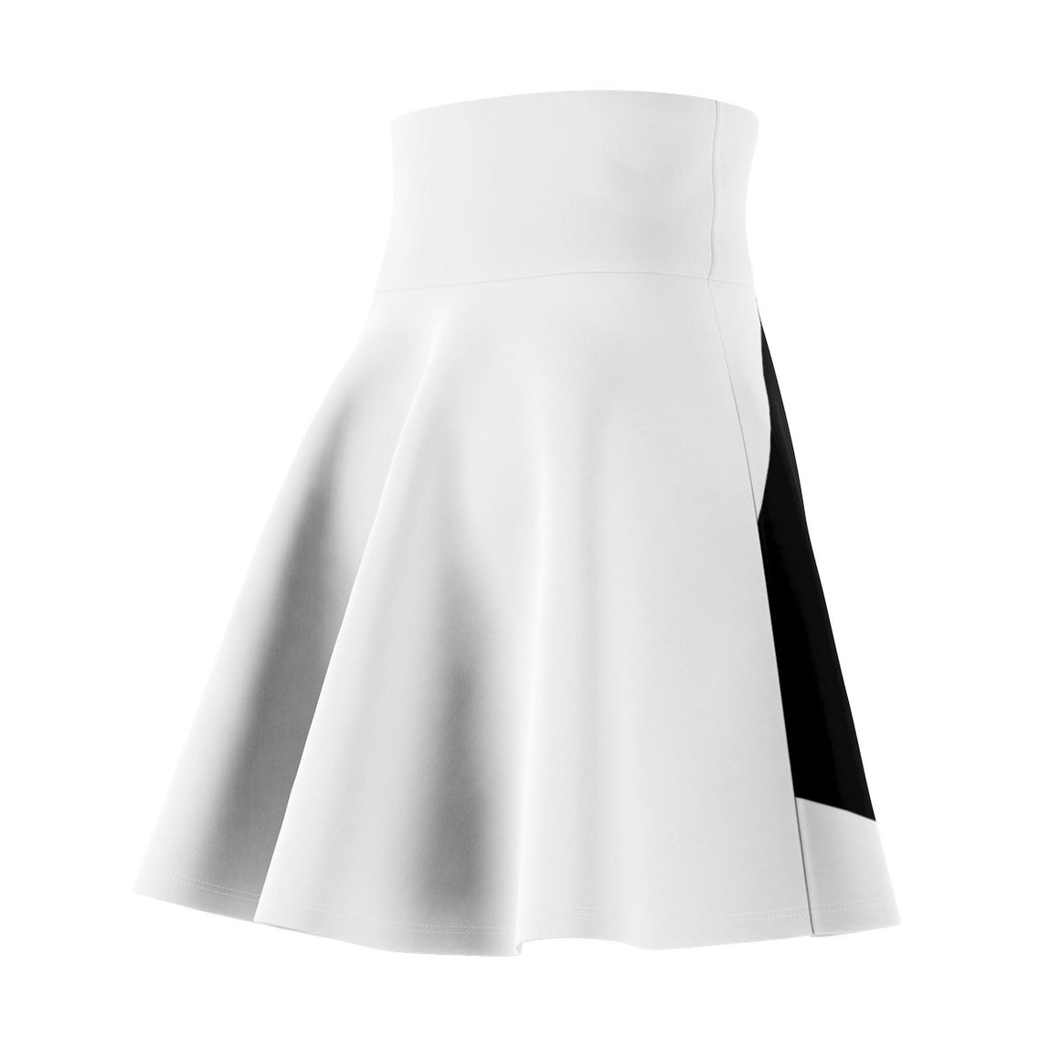 Fashion Trendy Made to Order Fantasy Woman Skater Skirt-Stylish Skater Skirt