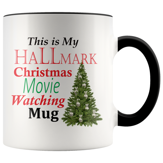 Cute Christmas Movie Watching Mug Unique Coffee Mug Online 2018