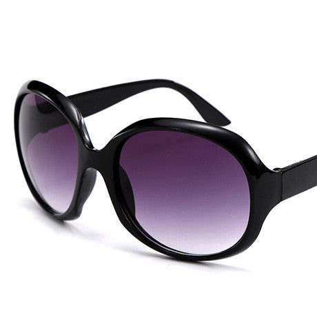 My Fabulous Style High Fashion OvalSunglasses With Mercury Mirror Vintage Style
