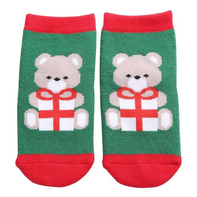 MY FABULOUS STYLE ITS BEGINNING TO LOOK LIKE CHRISTMAS BABY TODDLER SOCKS
