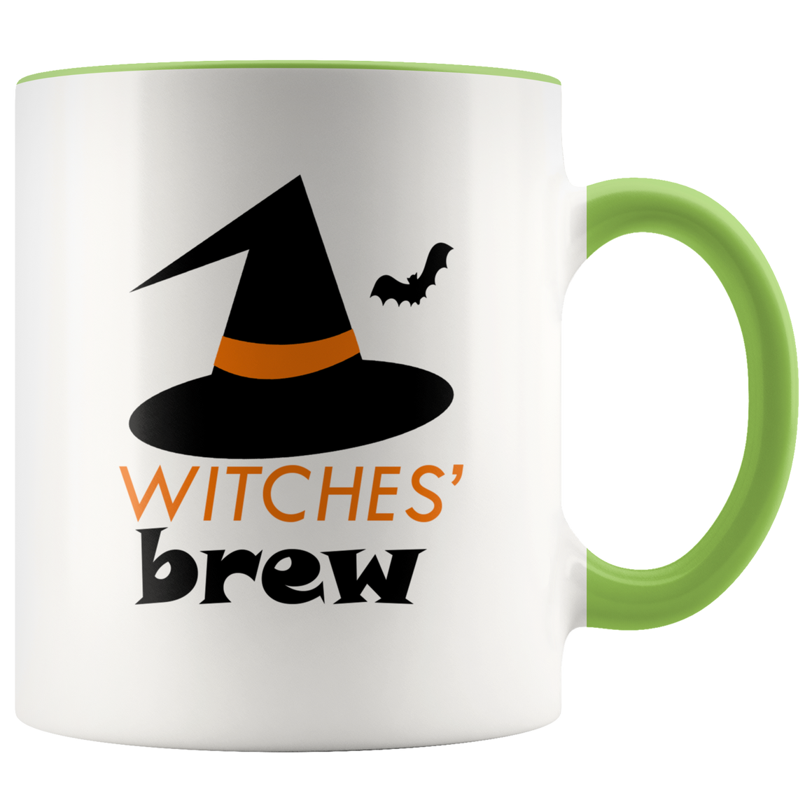 Cute Witches' Brew Halloween Coffee or Tea Mug