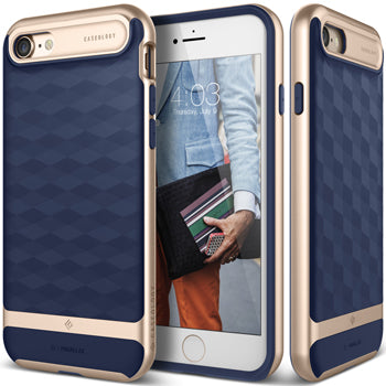iphone 7 caseology case Parallax series front and back view