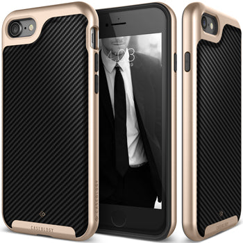 iphone 7 caseology case Envoy series front and back view
