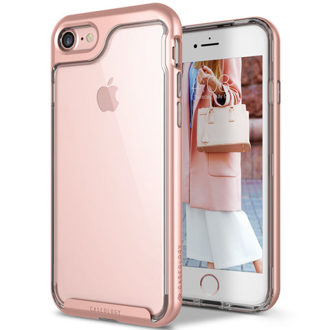 Caseology iPhone 7 Rose Gold Skyfall Case