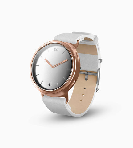 Misfit Phase Rose Gold Watch