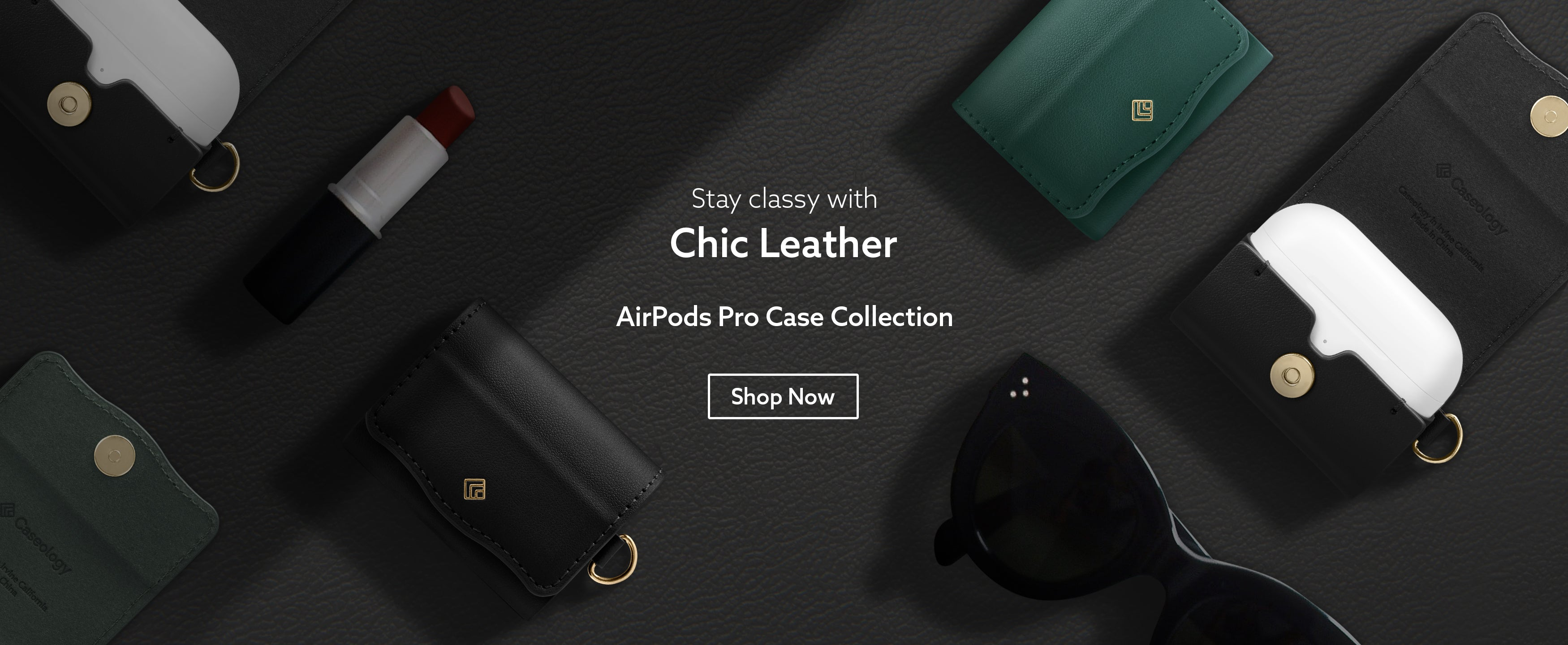 Caseology | Chic Leather Series
