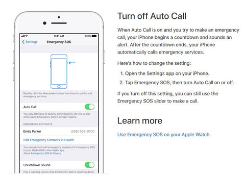 iPhone Releases Discreet 911 Call Feature – Caseology