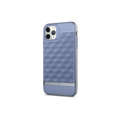 iPhone Cases -     iPhone 11 Pro Max Parallax Silver
