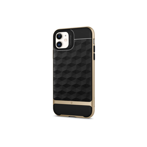 iPhone Cases -     iPhone 11 Parallax  Gold