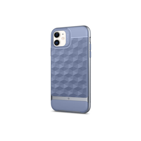 iPhone Cases -     iPhone 11 Parallax  Silver