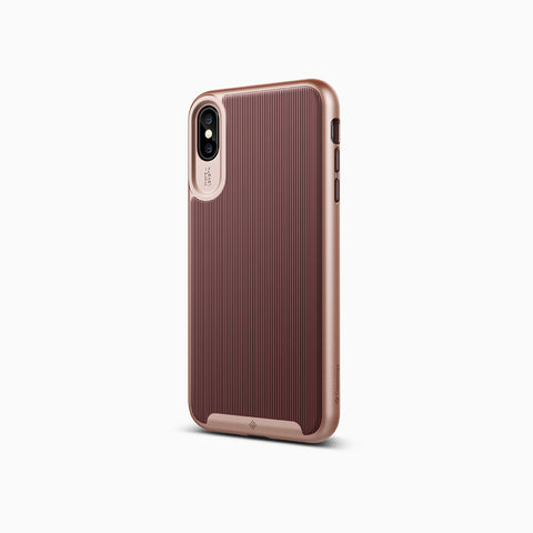 iPhone Cases -     iPhone Xs Max Wavelength Burgundy