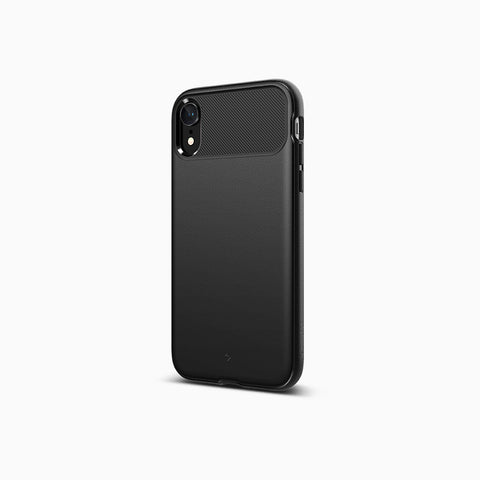 iPhone XR Caseology Vault Black