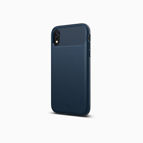 iPhone XR Caseology Vault Navy Blue