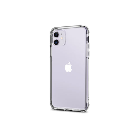 iPhone Cases -     iPhone 11 Solid Flex Crystal  Crystal Clear