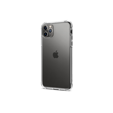 iPhone Cases -     iPhone 11 Pro Max Solid Flex Crystal  Crystal Clear