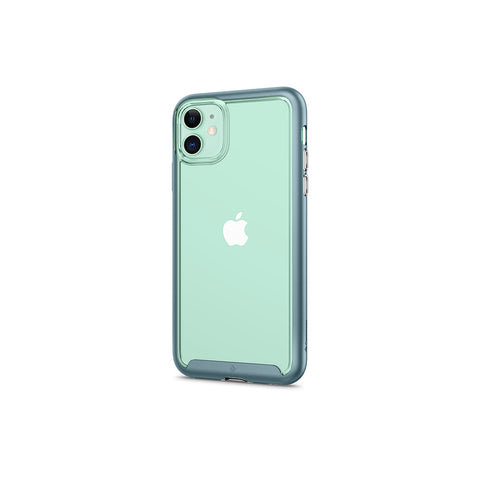 iPhone Cases -     iPhone 11 Skyfall  Aqua Green