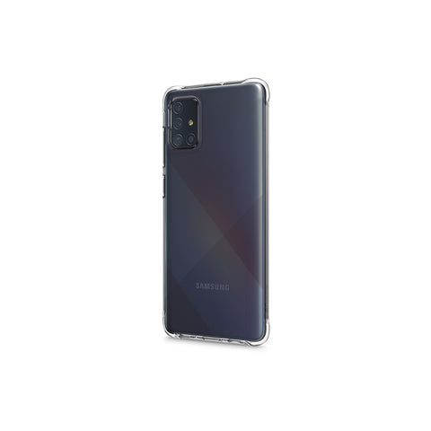 Galaxy A71 Solid Flex Crystal Crystal Clear