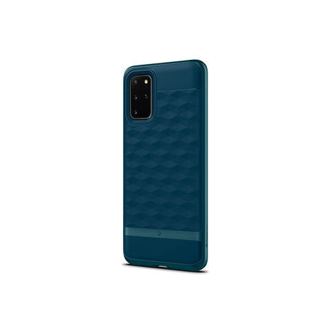 Galaxy S20 Plus Parallax Aqua Green