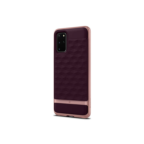 Galaxy S20 plus Parallax  Burgundy