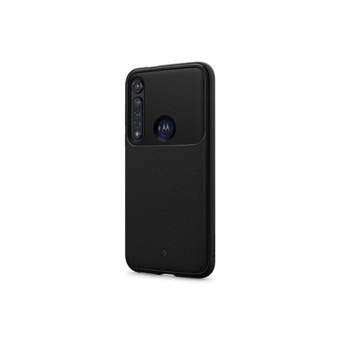Moto G8 Plus Caseology Vault Matte Black