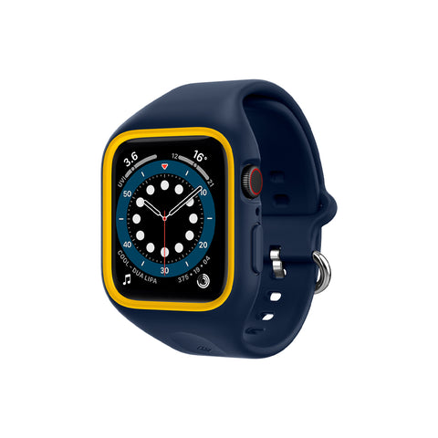 Apple Watch Series 4 | 5 | 6 | SE Nano Pop for 44mm Blueberry Navy