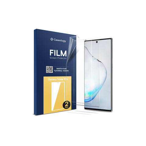 Galaxy Note 10 Plus Film Screen Protector 2-Pack