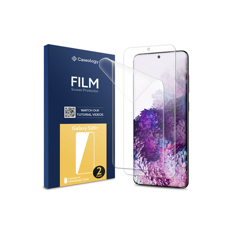 Galaxy S20 Plus Film Screen Protector 2 Pack