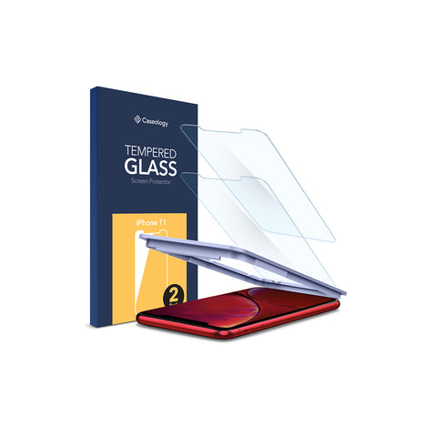 iPhone 11 Glass Screen Protector  2-Pack