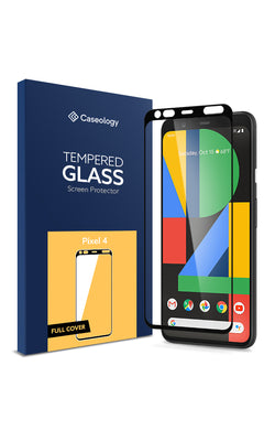 Pixel 4 Tempered Glass Screen Protector