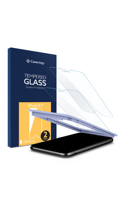 iPhone 8 / 7 Glass Screen Protector (v. 2)