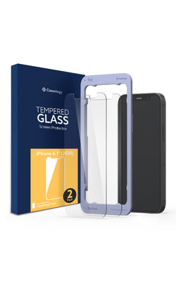 iPhone 12 | 12 Pro Glass Screen Protector