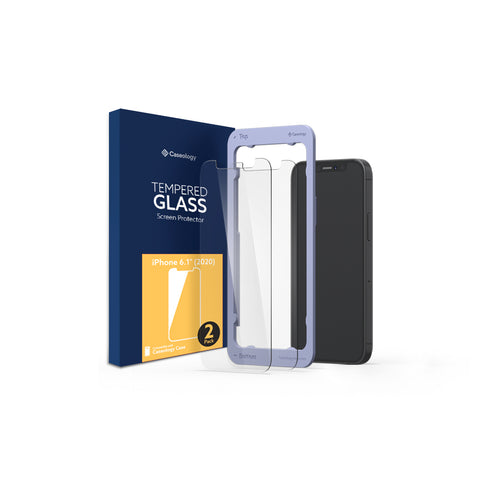 iPhone 12 | 12 Pro Glass Screen Protector 2-Pack