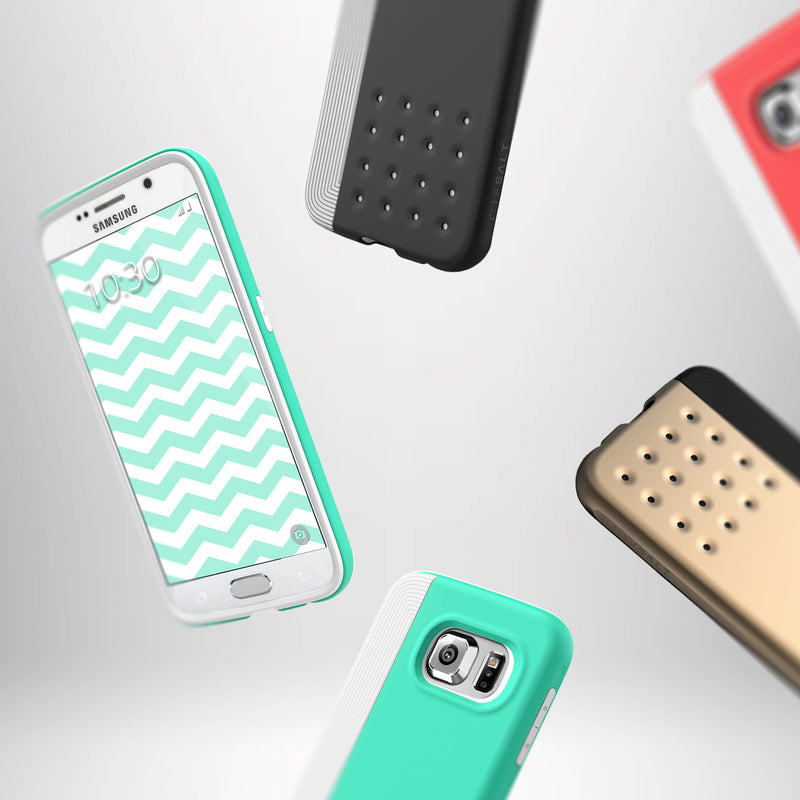 Caseology Galaxy S6 Case Threshold Series in all colors