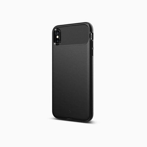 iPhone Xs Max Caseology Vault Black