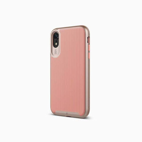 iPhone Cases -     iPhone XR Cases Wavelength  Pink