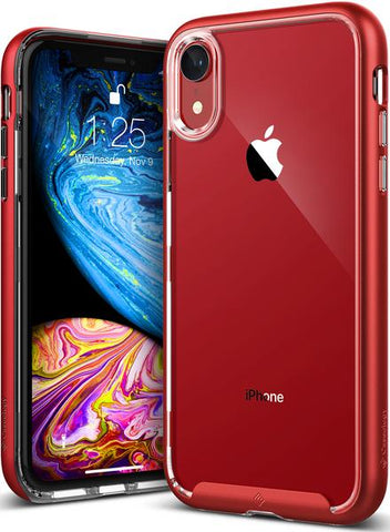 iPhone XR Skyfall Red
