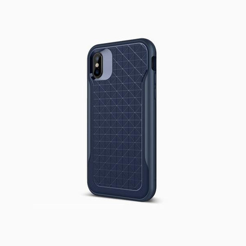 iPhone Cases -     iPhone Xs Cases Apex  Navy Blue