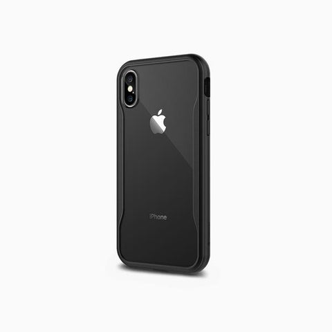 iPhone Cases -     iPhone Xs Cases Coastline for iPhone XS / X  Black