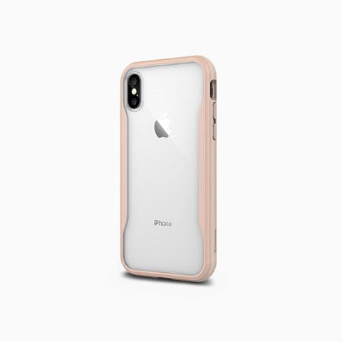 iPhone Cases -     iPhone Xs Cases Coastline for iPhone XS / X  Pink